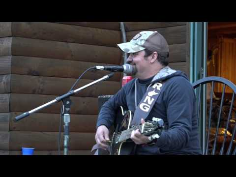Davisson Brothers Band Live Performance in Hunting Camp,