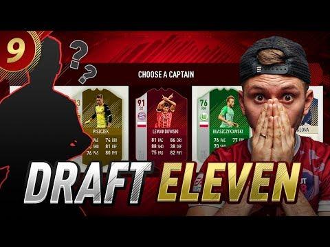 3 KARTY TOTY! - FIFA 18 DRAFT ELEVEN Se04 [#9]