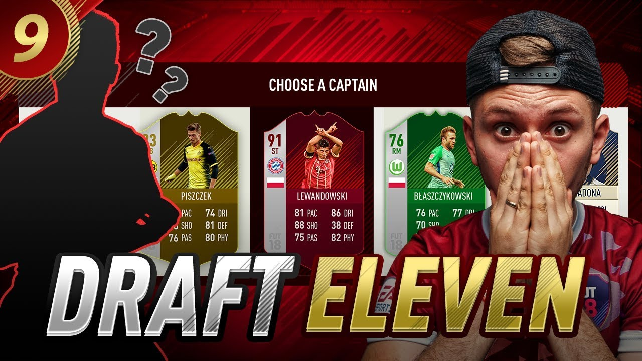 3 KARTY TOTY! – FIFA 18 DRAFT ELEVEN Se04 [#9]