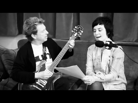 Fernanda Takai e Andy Summers - Fundamental (Making of)