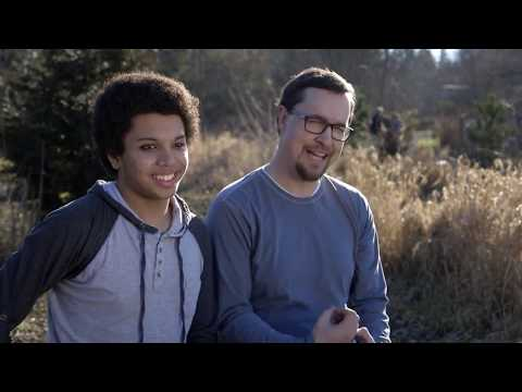 Big Brothers Big Sisters of Puget Sound: Brandon & Emilio