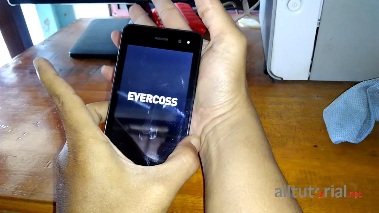 Cara Hard Reset Evercoss A74j Youtube