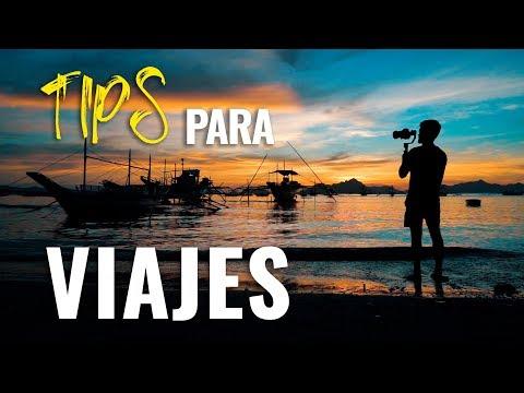 TIPS para FOTO y VÍDEO de VIAJES