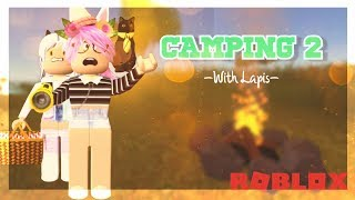 OUR FIRST CAMPING TRIP (Roblox Gameplay)