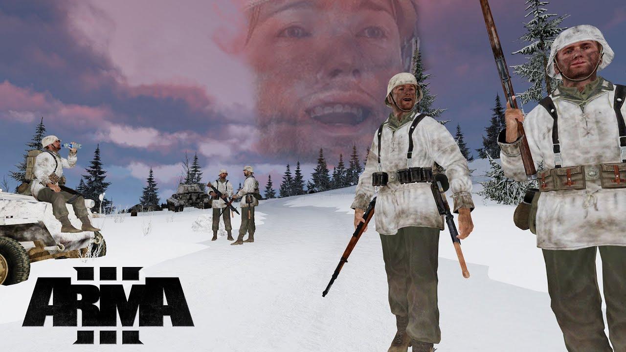 ArmA 3 - Die Wintergeschichte (Rosenrudel)