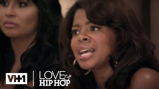 Every Time Chrissy Lampkin Checked Someone | Love & Hip Hop