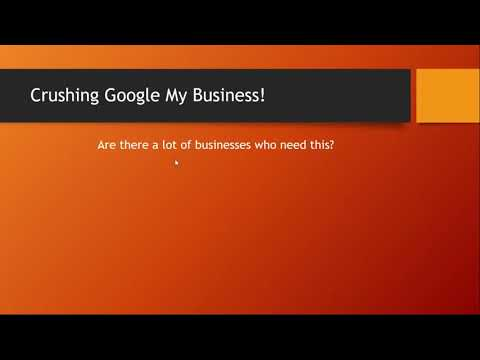 How to Sell Google My Business to Local Businesses