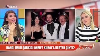 Hangi ünlüler Ahmet Kural'a hangi ünlüler Sıla'ya destek verdi!