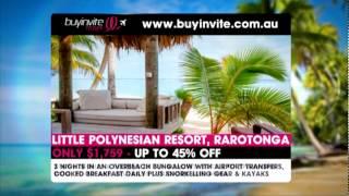 Buyinvite Travel: Cook Islands Luxury Escape Thumbnail