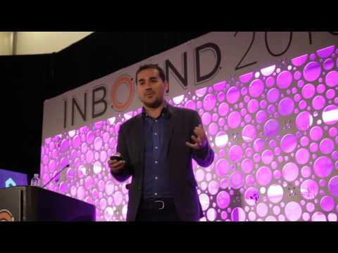 """INBOUND 2016: Dan Greenberg """"A Neuroscience Perspective: Why Millenials Want Their Ads to be Native"""""""