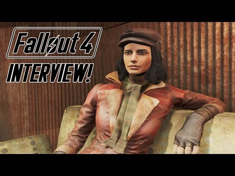 FALLOUT 4 Piper Interview w/ Courtney Ford - H.A.M. Radio Podcast Ep 39
