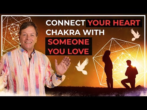 How to Connect Your Heart Chakra with Someone You Love Long Distance