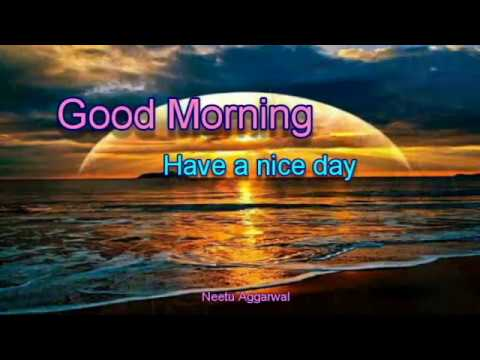 Good Morning Have A Nice DayWishesGreetingsSmsSayingsQuotesE Card WallpapersWhatsapp Video