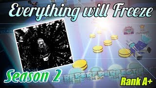 Roblox Robeats | Everything will Freeze (Normal) Rank A+ New Best 2M Score