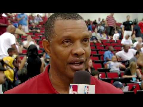 Alvin Gentry Interview - YouTube
