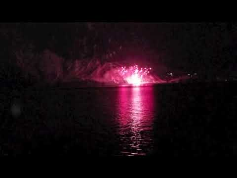 Dutch Harbor 2019 New Years Eve Fireworks