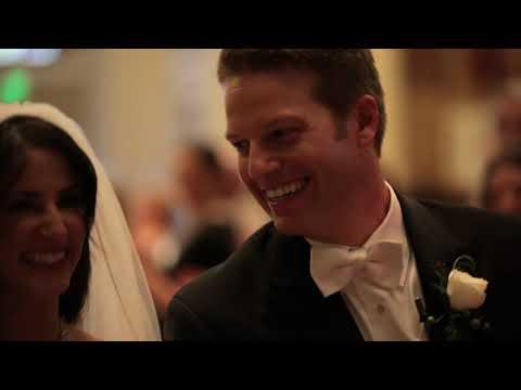Amanda + Kyle   Wedding Highlights at San Jose Fairmont