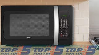 Top 5 Best Countertop Microwave Ovens of 2018