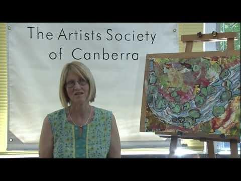 Icarus - Canberra - Patricia Wheatstone Artist.mp4