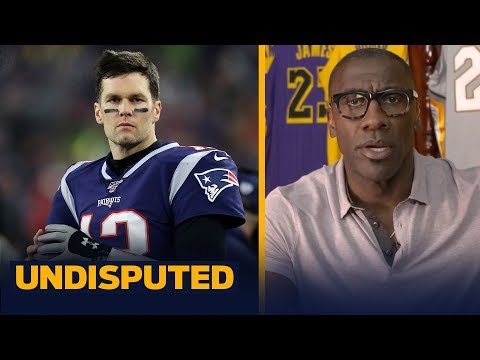 Tom Brady is 43, he is not winning the MVP or the Super Bowl  Shannon Sharpe | NFL | UNDISPUTED