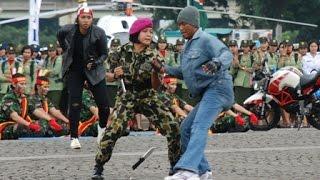 vuclip BERANI COBA-COBA DENGAN WANITA TNI ? Ini Akibatnya - ATRAKSI #9