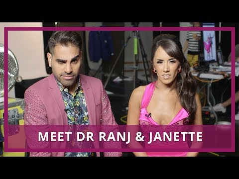 Strictly 2018 | Dr Ranj & Janette Manrara Interview
