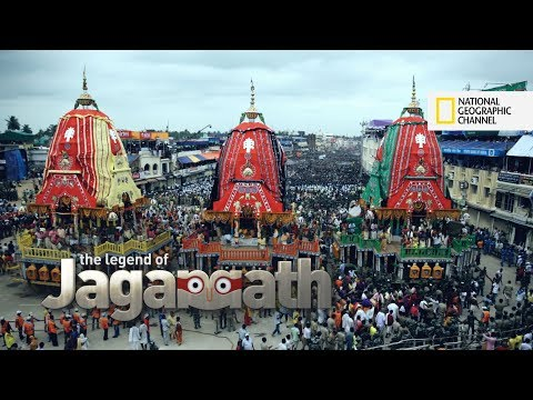 The Legend of Jagannath National Geographic Documentary HD