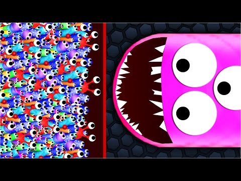 MOST AMAZING SLITHERIO MOMENTS EVER | Awesome Slither.io Hack (Funny Moments & Trolling)