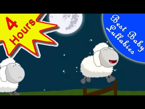 💕 BABY LULLABY MUSIC BAA BAA BLACK SHEEP SONGS LYRICS LULLABIES TO PUT BABY TO SLEEP 💕