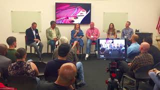 Video Clip - FIBI South Bay 6.13.18 - We pick all of our markets through the relationships first