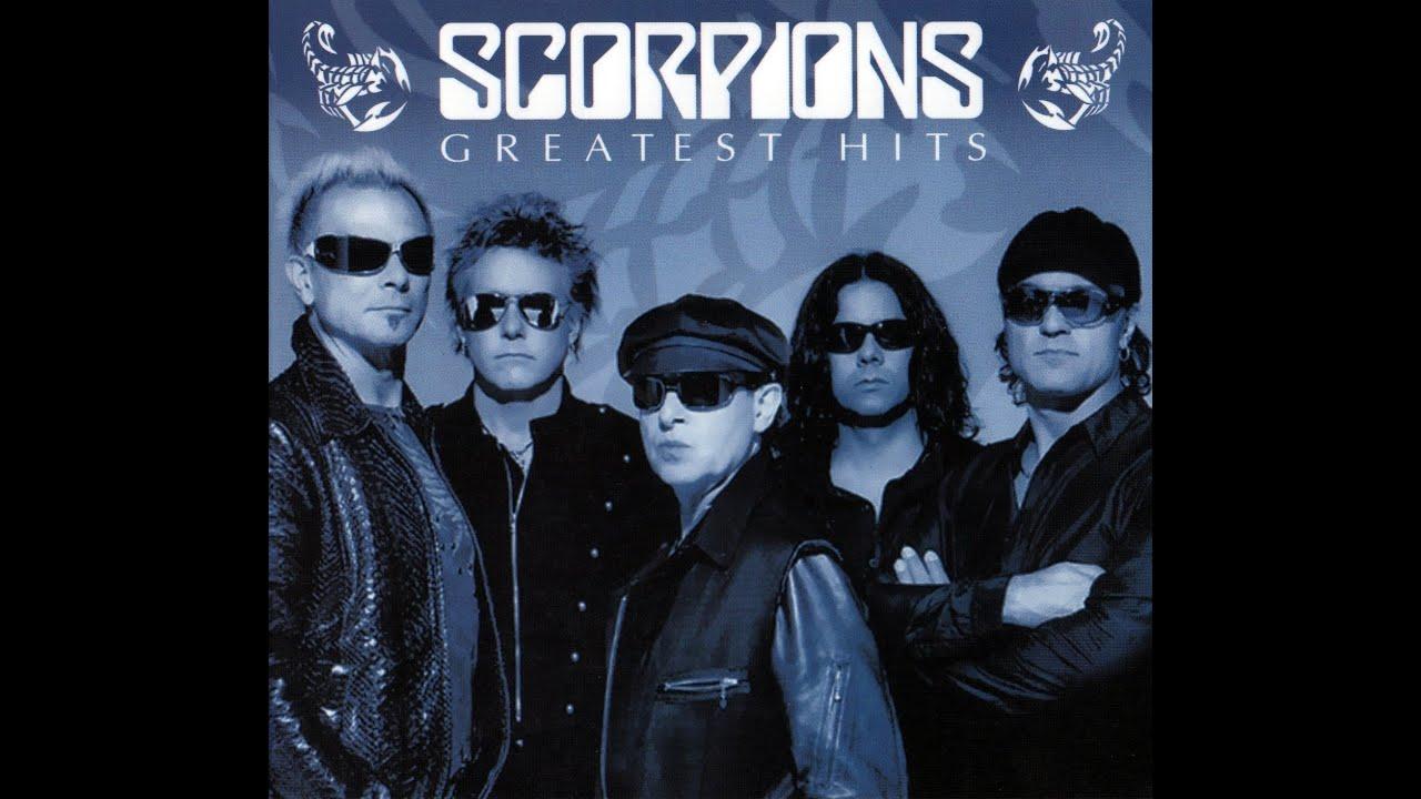 Scorpions band album - photo#5