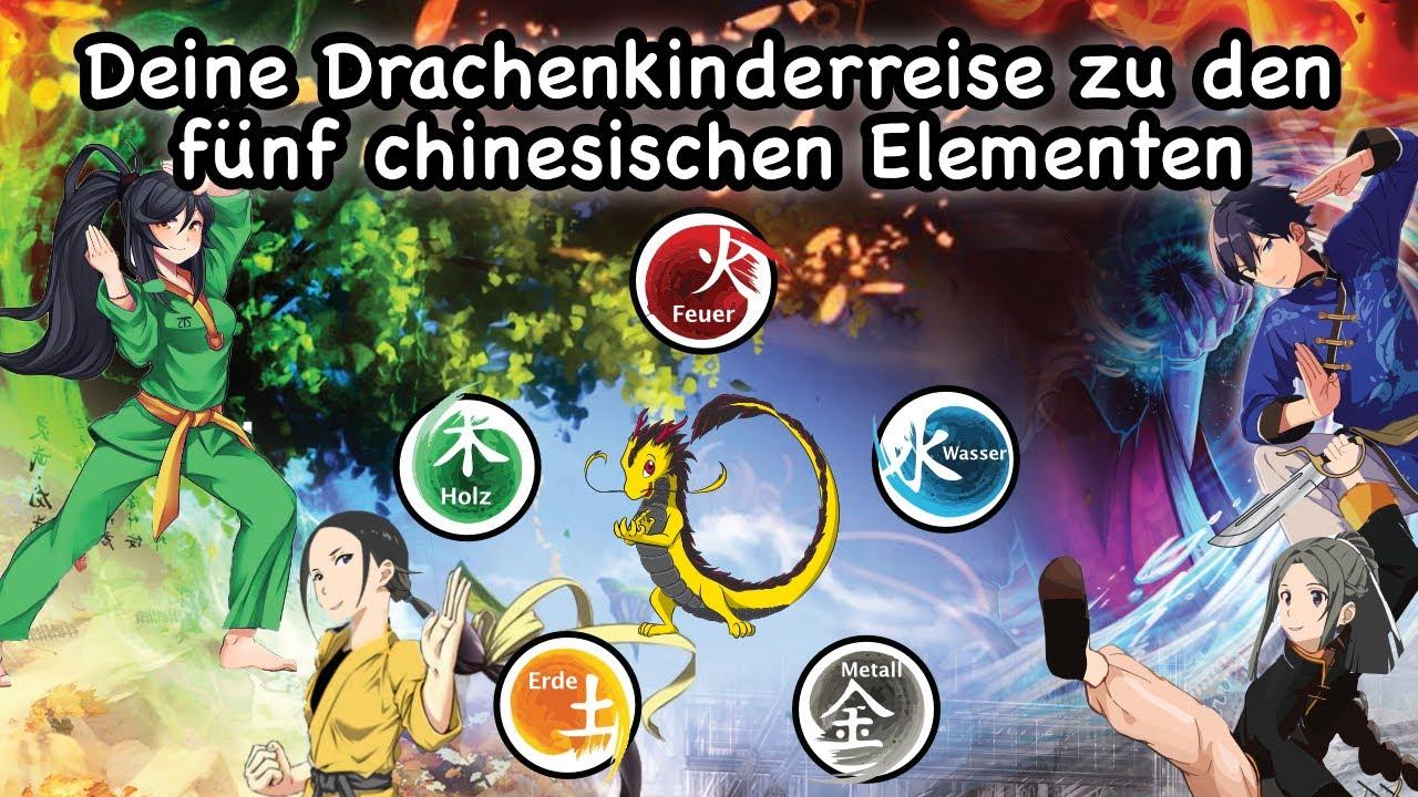 Die 5 Kung Fu Elemente