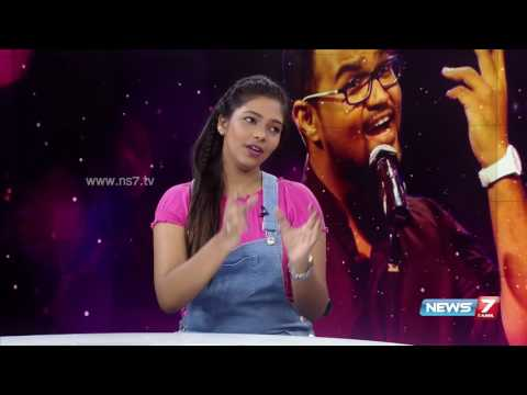 Interview with Playback Singer 'Sathya Prakash' 1/2 | Super Housefull | News7 Tamil