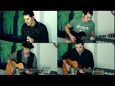 JR Richards - A Beautiful End - From Home X 4 (Acoustic version)