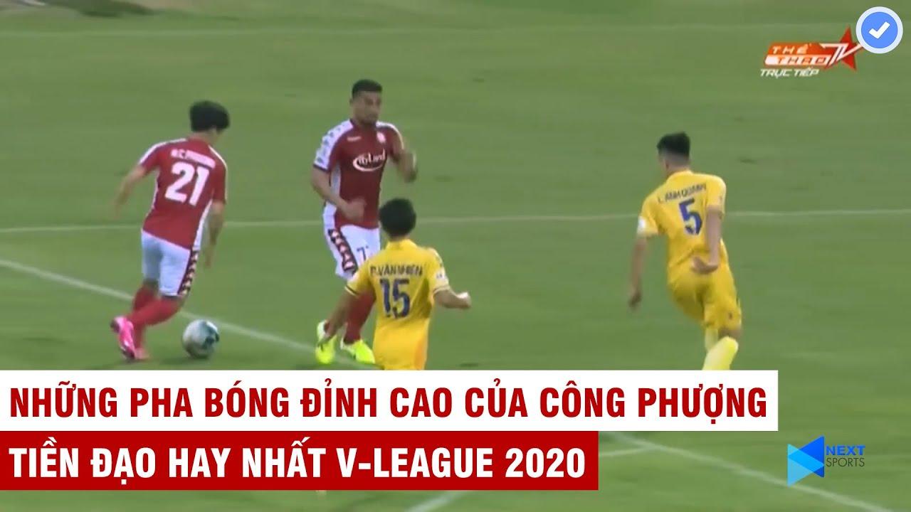 Những pha bóng đẳng cấp thế giới của Công Phượng - Tiền đạo hay nhất V. League 2020 | HCMC Fan Zone