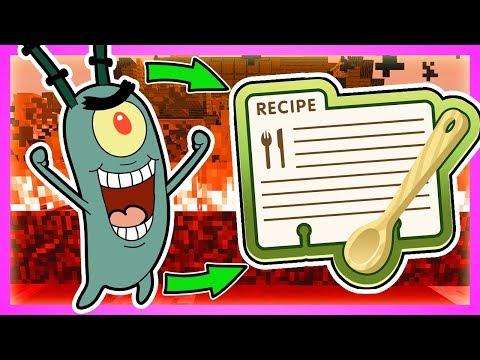 PLANKTON STOLE THE FORMULA - Minecraft Spongebob Episode 29 (Minecraft Roleplay)