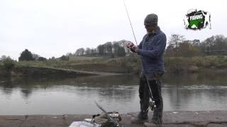 Learn to how lure fish and catch pike, perch and zander with brilliant tips from Matt Hayes