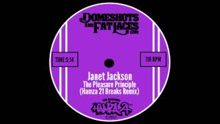 Janet Jackson - The Pleasure Princple (Hamza 21 Breaks Remix)