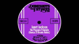 Janet Jackson - The Pleasure Princple (Hamza 21 Breaks Remix)