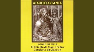 Concierto de Clavecín - I. Allegro - II. Lento