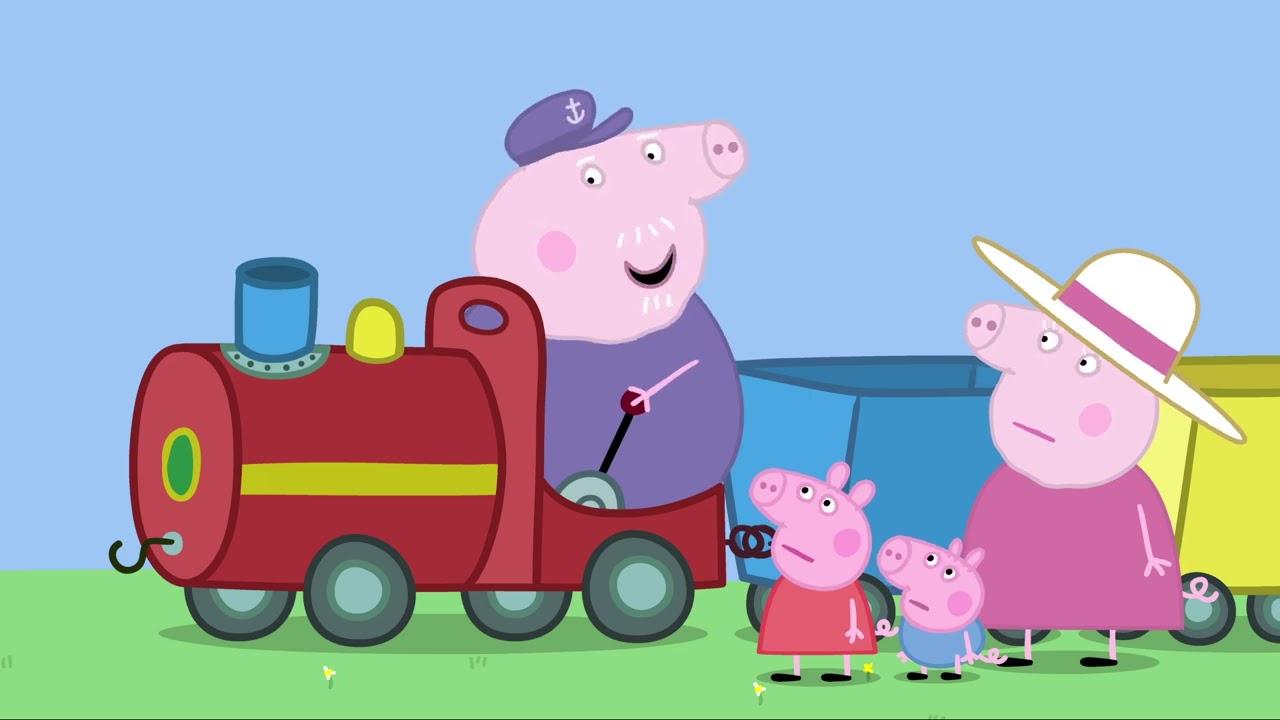 Peppa Pig | Göz Testi |  Programının en iyi bölümleri | Çocuklar için Çizgi Filmler