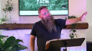 Know. - The Word with Steve - July 26