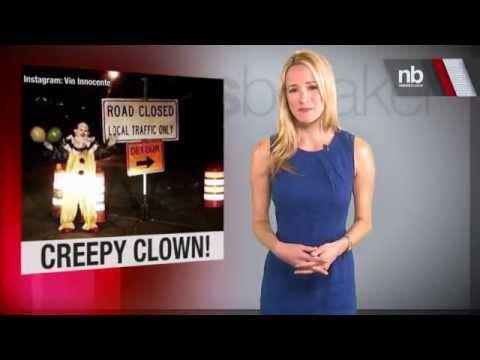 The Staten Island Clown News Frenzy