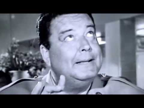Jackie Gleason plans his retirement. Soldier  in the Rain