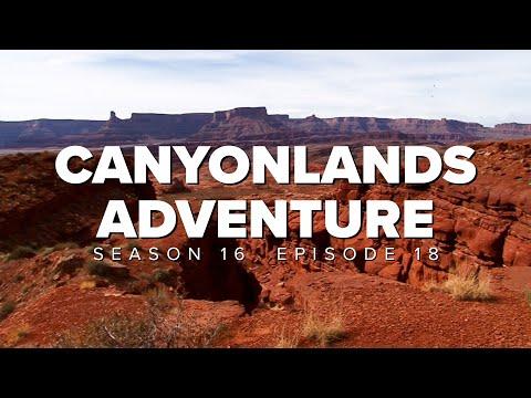 Canyonlands Adventure - Grand Canyon Caverns - AYL 4x4 Upgrades - High Uinta Yurts