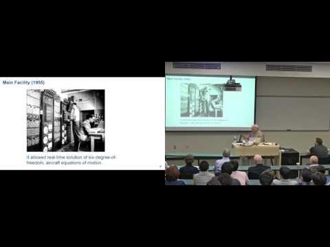 Elmer Gilbert Seminar, 24 March 2017