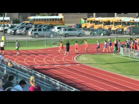 Girls District Track Meet 7th Grade