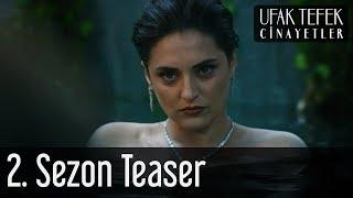 Ufak Tefek Cinayetler - 2. Sezon Teaser