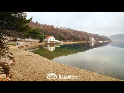 beach Uvala Scott, Kraljevica, Croatia
