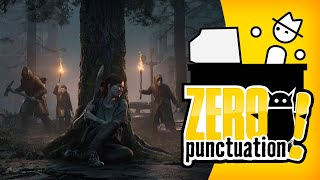 The Last of Us Part II (Zero Punctuation) (Video Game Video Review)
